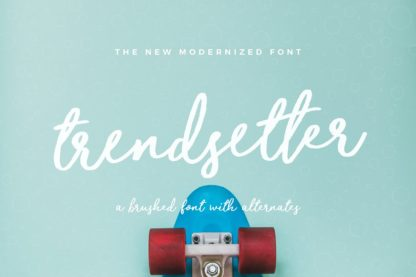 Typographer's Dream Box + 200 Logos - 19 trendsetter -