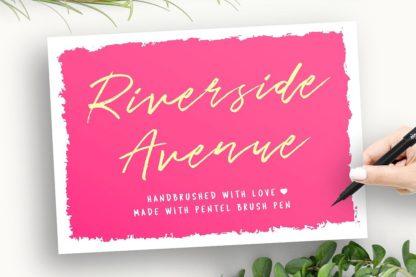 Typographer's Dream Box + 200 Logos - 12 riverside avenue -
