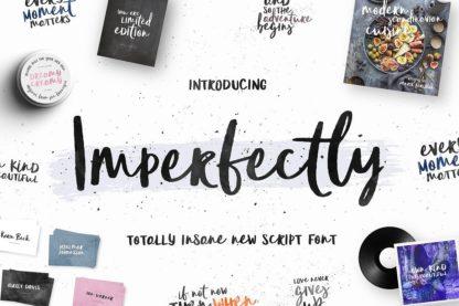 Typographer's Dream Box + 200 Logos - 08 imperfectly -