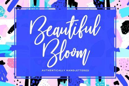 Typographer's Dream Box + 200 Logos - 06 beautiful bloom -