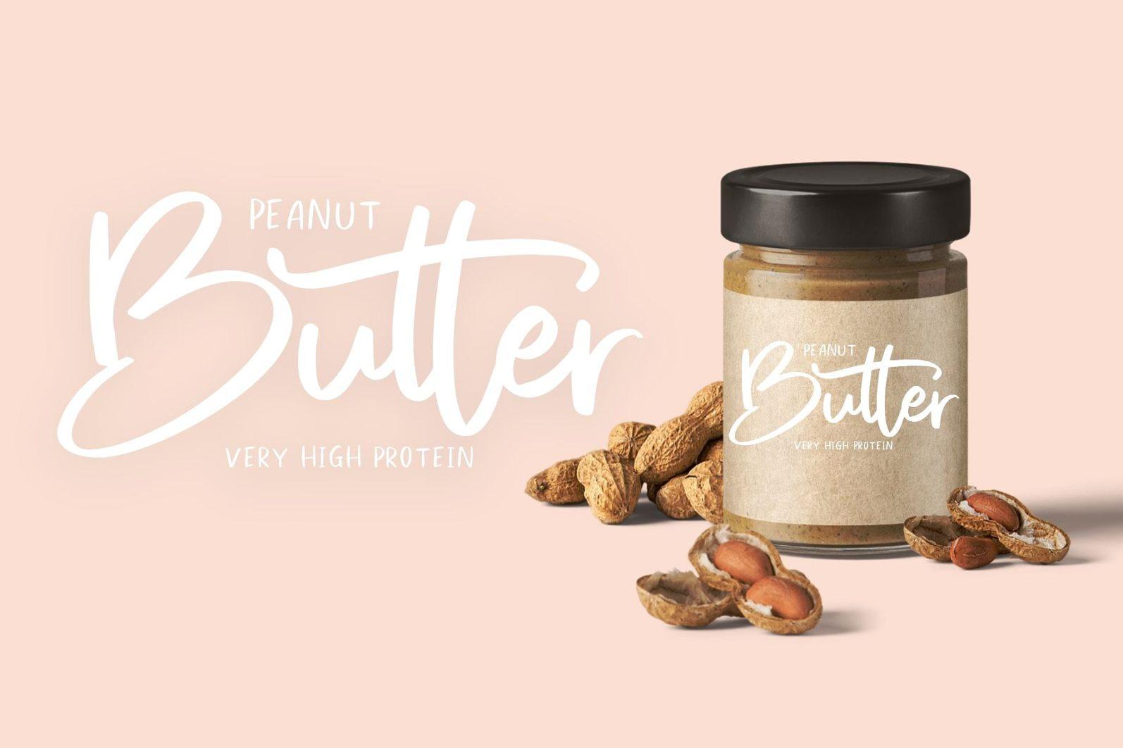Sweet Buttermilk - Font Duo + Bonus - 003 1 -