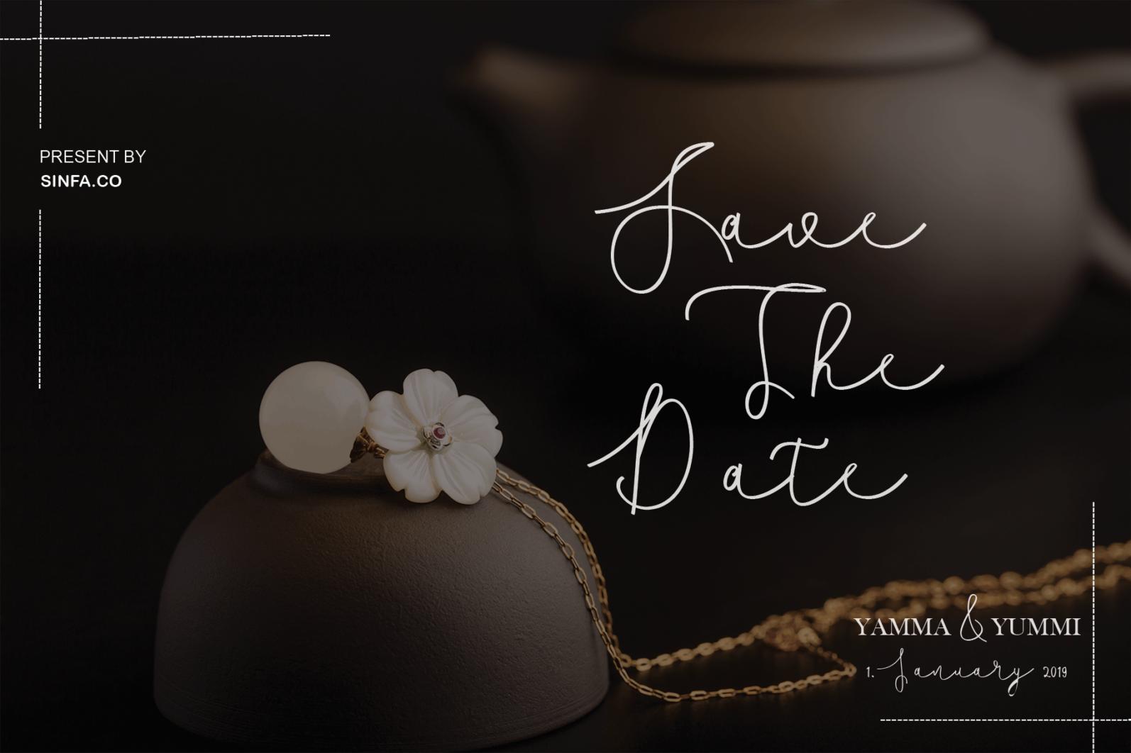 Hasnita - save the date -