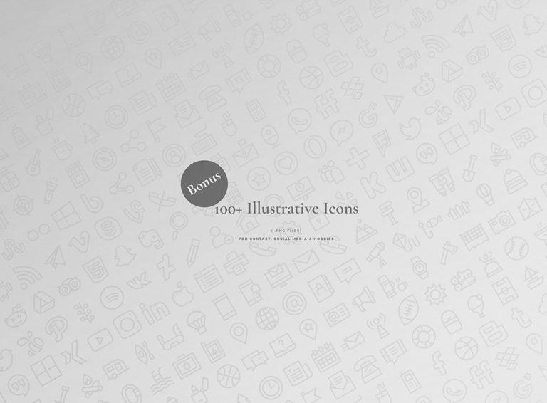 John Taslim - Resume/CV Template - Preview Page 05 -