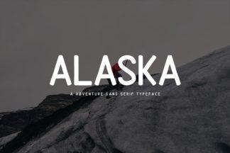 Font Deals - Powerful Script & Calligraphy Fonts for just $1 - Alaska 01 -