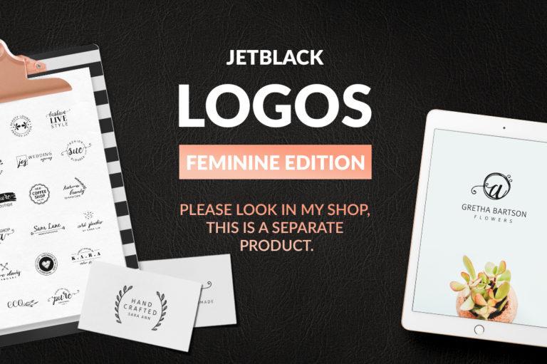 30 Premade Logos – Feminine Edition - Unbenannt 1 022 -
