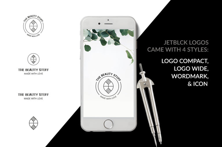 30 Premade Logos – Geometric Edition - Unbenannt 24 -