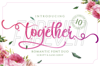 Font Deals - Powerful Script & Calligraphy Fonts for just $1 - 0019 -