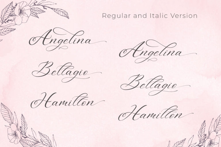 Aniyah Script Calligraphy - Aniyah font 8 -