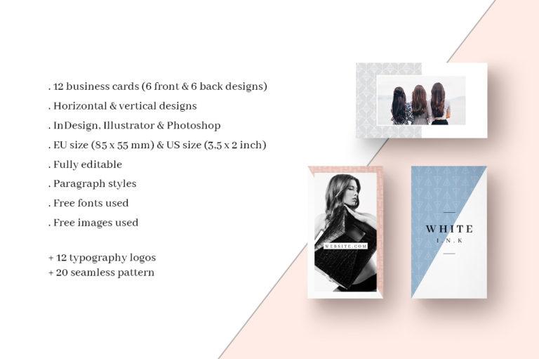 MALINA Business Cards + Logos + Seamless Patterns - Unbenannt 25 -