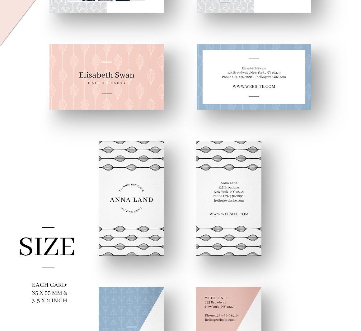 MALINA Business Cards + Logos + Seamless Patterns - Unbenannt 5 scaled -