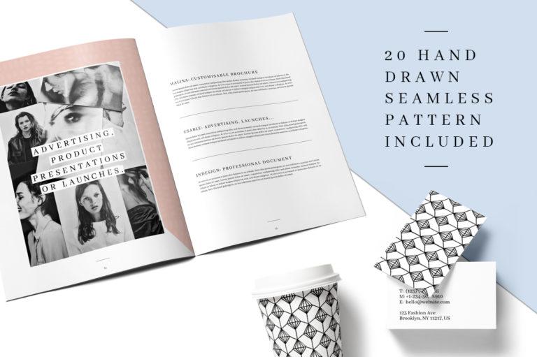 MALINA Brochure + 20 Seamless Pattern - Unbenannt 1 j1 -