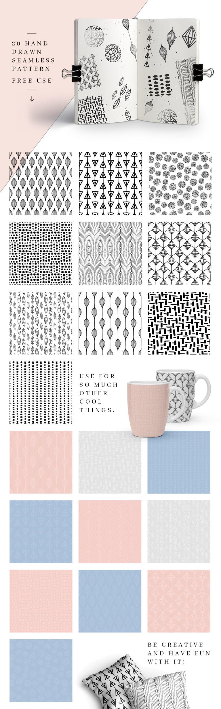 MALINA Brochure + 20 Seamless Pattern - Unbenannt 7 scaled -