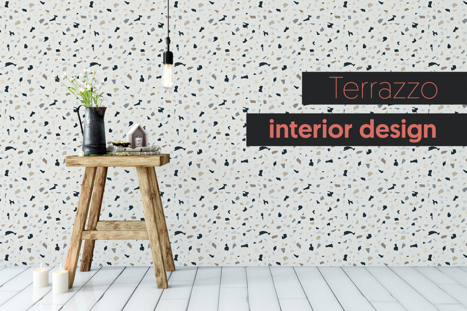Terrazzo Seamless Patterns - preview 52 -