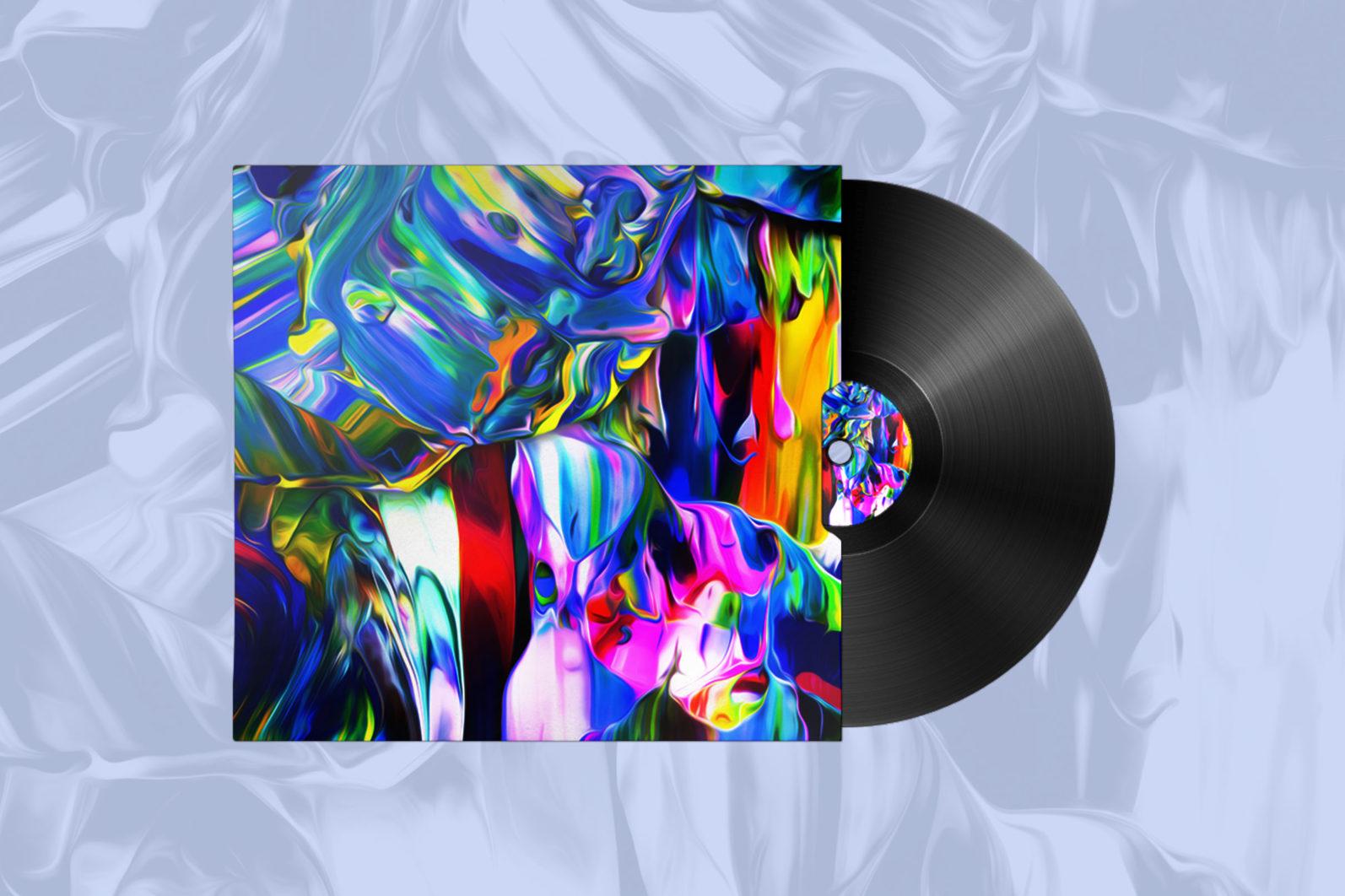 Flow, Vol. 2: 100 Smooth Paint Textures - Flow Vol 2 Preview 02 -