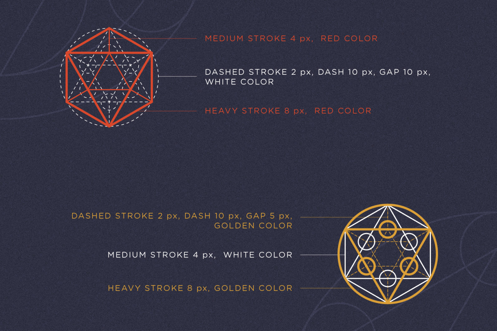 Sacred Geometry Vector Megabundle - Sacred Geometry Preview 13 scaled -
