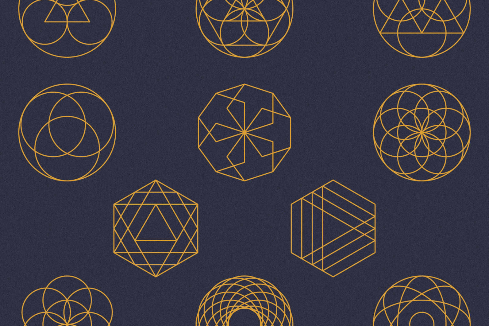 Sacred Geometry Vector Megabundle - Sacred Geometry Preview G2 scaled -