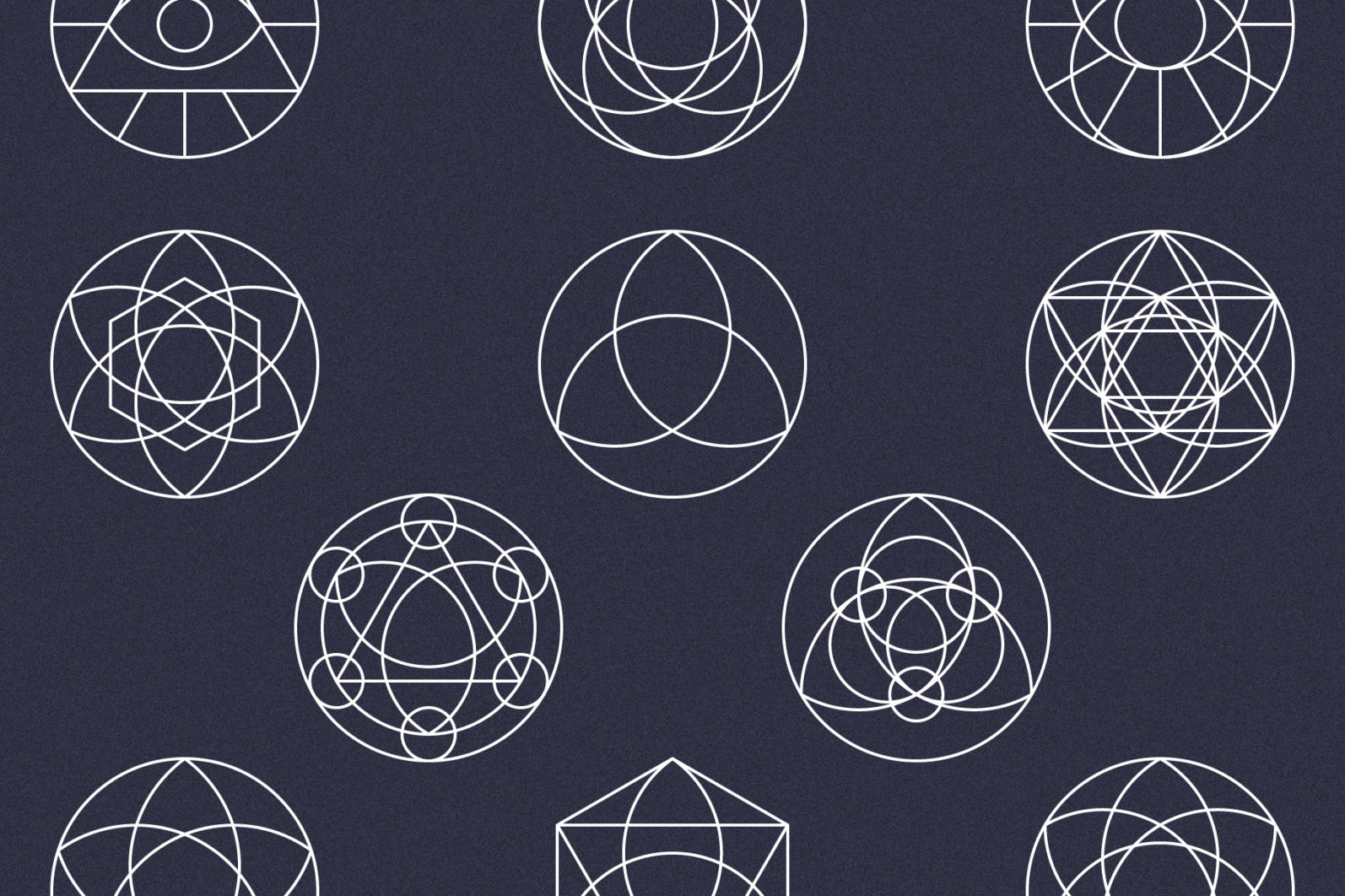Sacred Geometry Vector Megabundle - Sacred Geometry Preview W1 scaled -