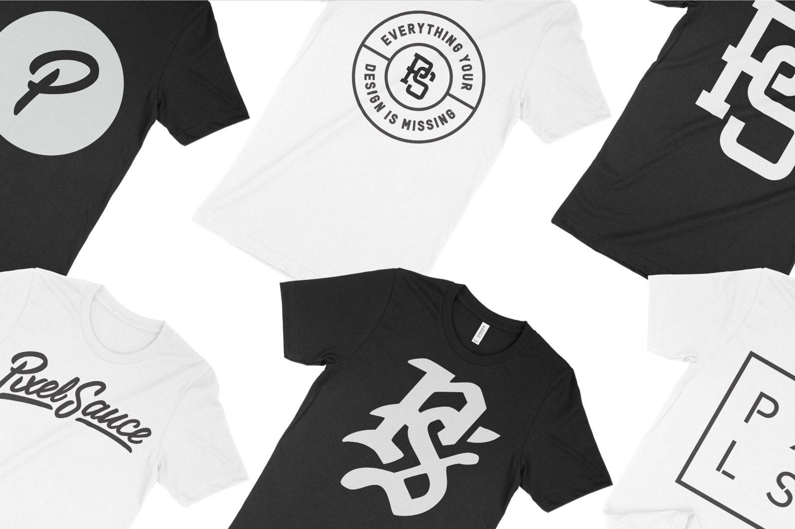 Bella Canvas 3001 T-Shirt Mockups - ps bc 3001 02 -