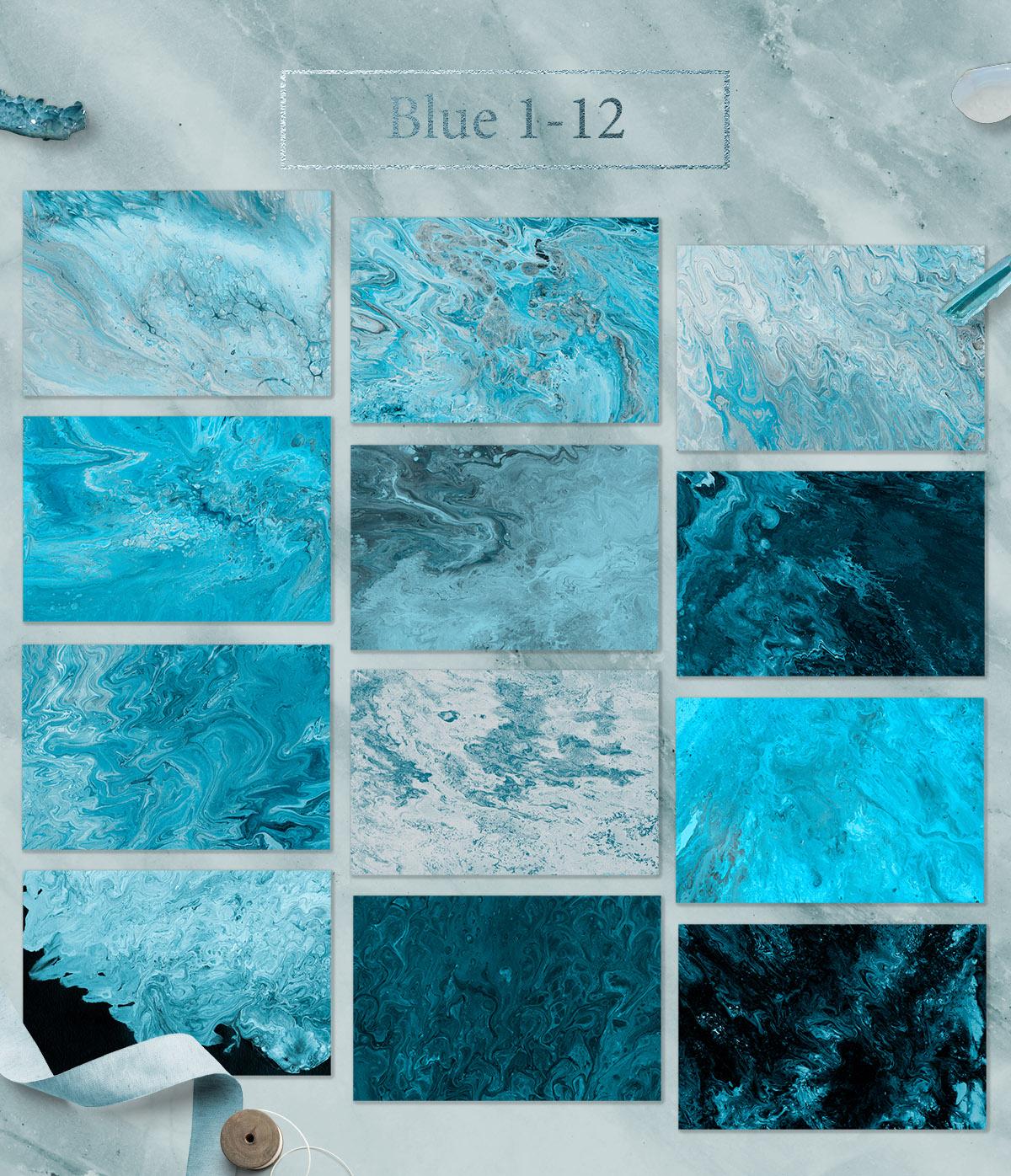 108 Flow Liquid Textures - Flow4 -