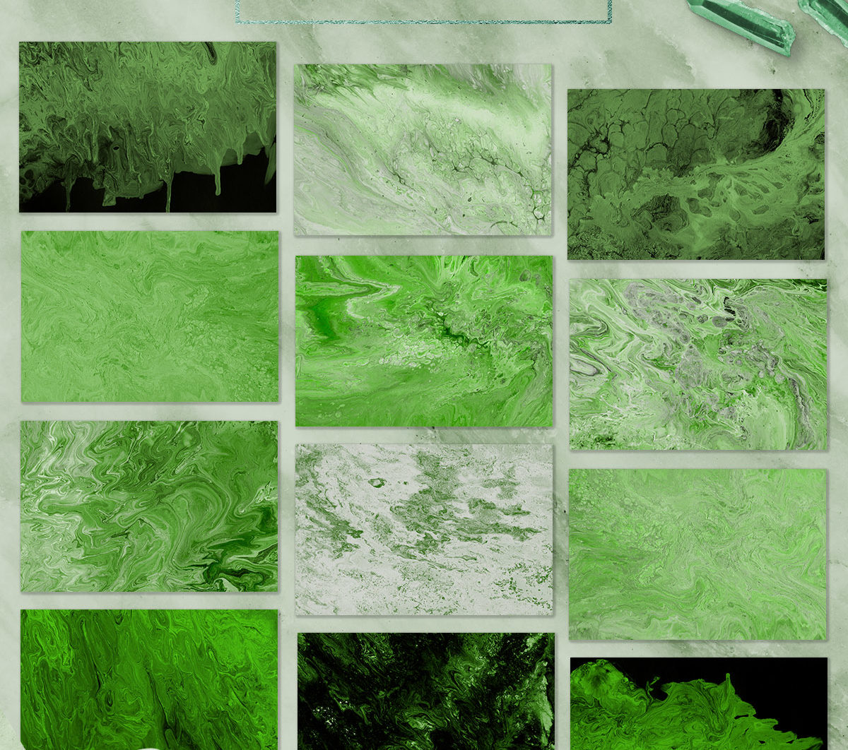108 Flow Liquid Textures - Flow6 -