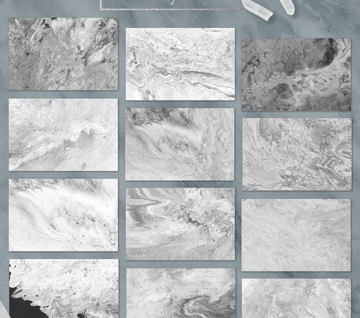108 Flow Liquid Textures - Flow8 -