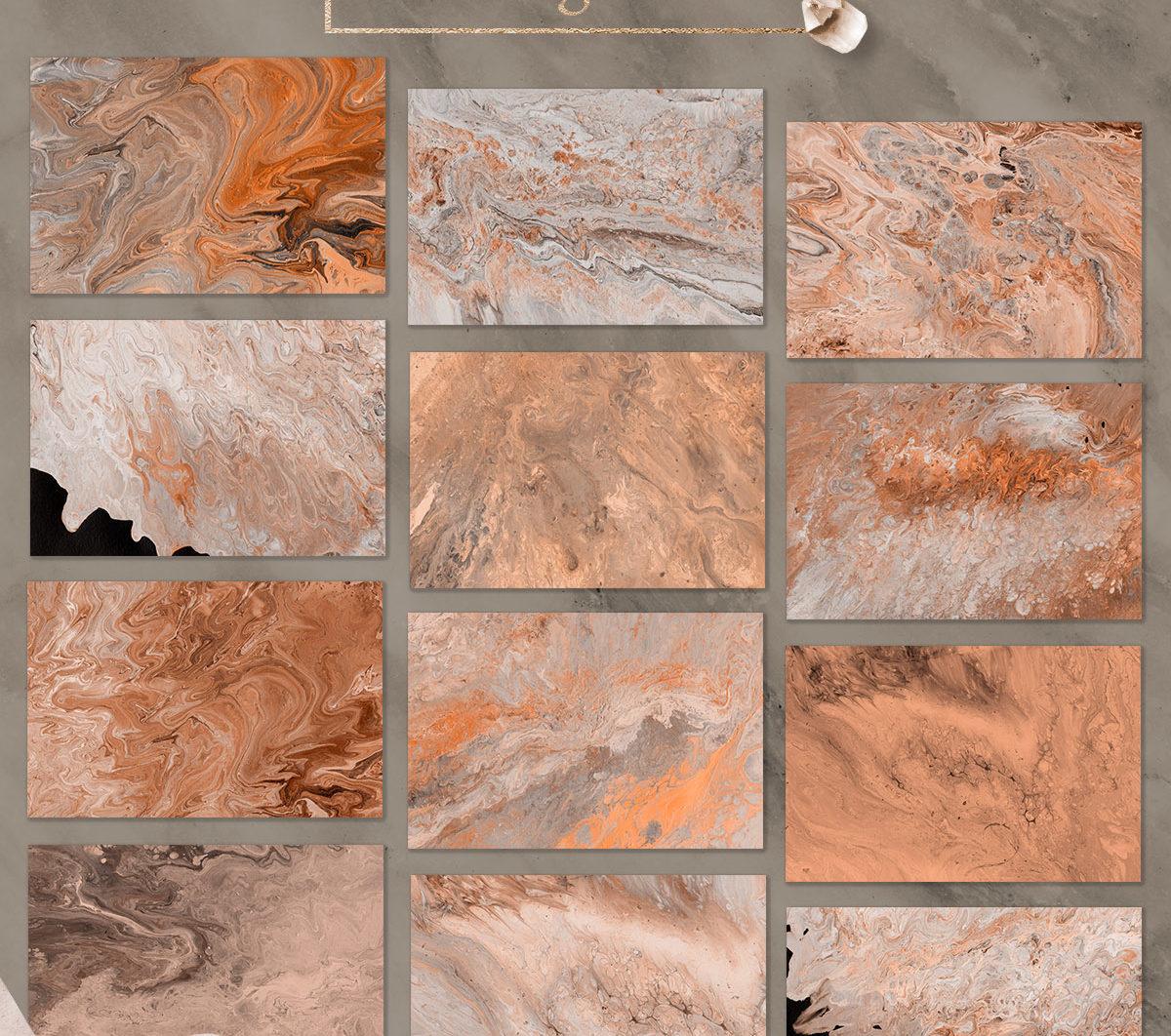 108 Flow Liquid Textures - Flow9 -