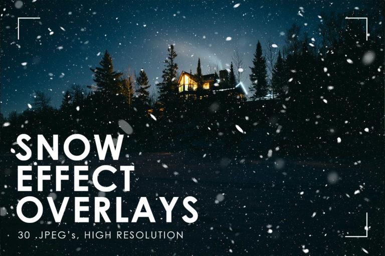 Snow Effect Overlays - Main Prev2 -
