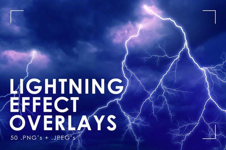 Lightning Effect Overlays - lightning overlays prev 1 -