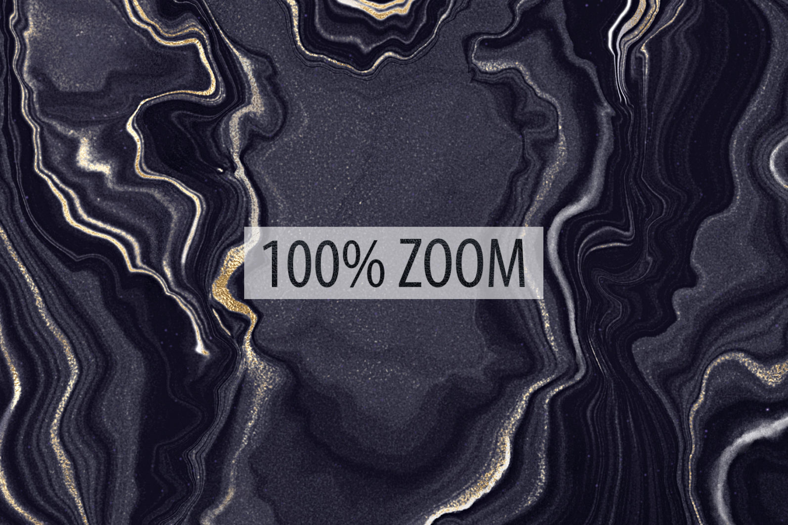 10 Agate Stone Digital Papers - Gold Veined Geode Textures - 06 -