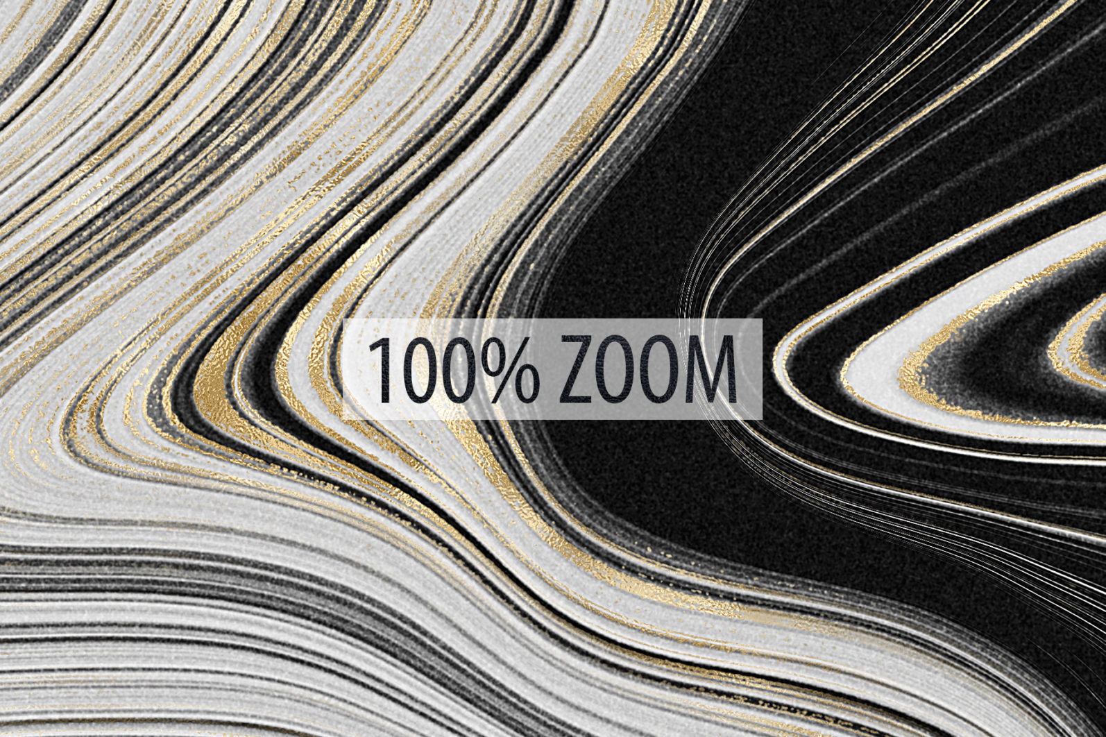10 Agate Stone Digital Papers - Gold Veined Geode Textures - 14 -