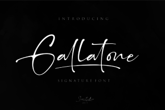 Font Deals - Powerful Script & Calligraphy Fonts for just $1 - 002 -