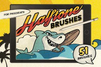 13 Rope Brush for Adobe Illustrator | Crella