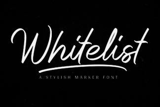 Font Deals - Powerful Script & Calligraphy Fonts for just $1 - Whitelist prev1 -
