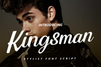 Font Deals - Powerful Script & Calligraphy Fonts for just $1 - 1146 -