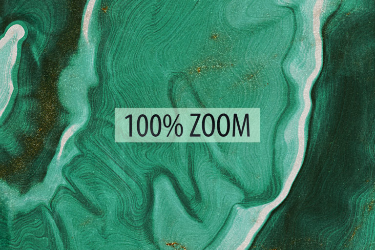 10 Malachite & Gold Mineral Textures - Green Geode Backgrounds - 10 -