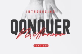 Font Deals - Powerful Script & Calligraphy Fonts for just $1 - New Project -