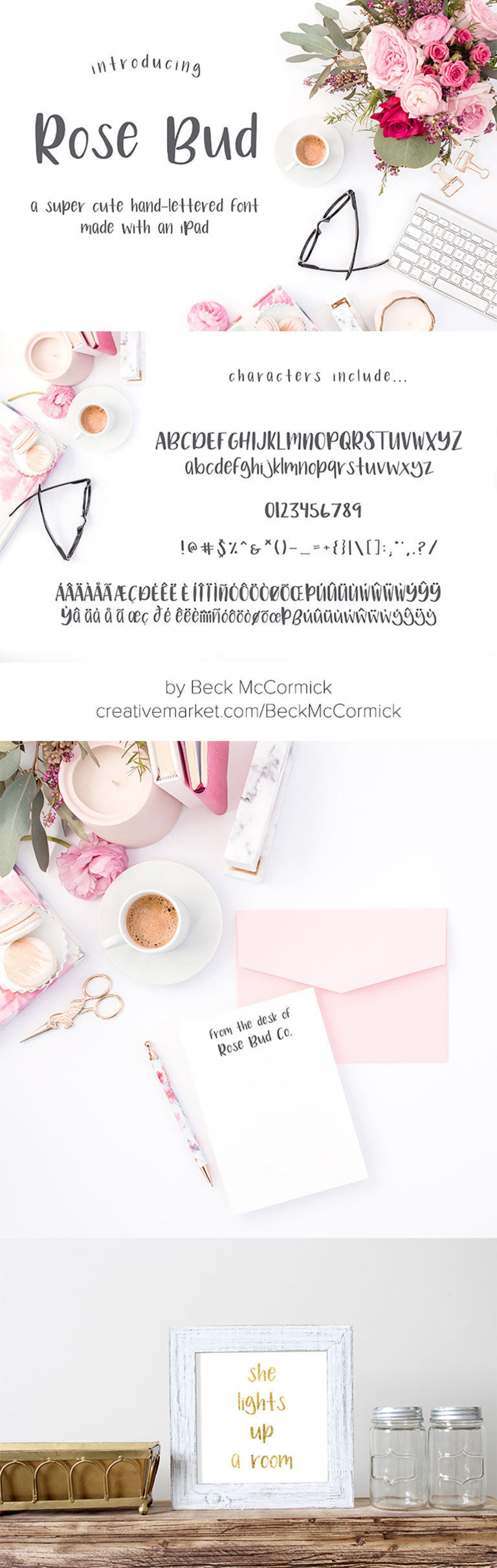 The Crafters Font Bundle - font display21 -