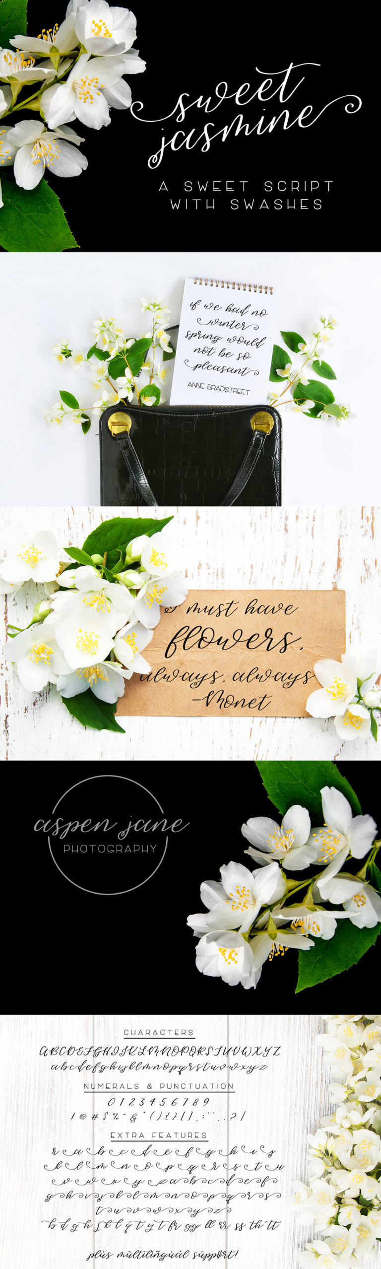 The Crafters Font Bundle - font display27 -