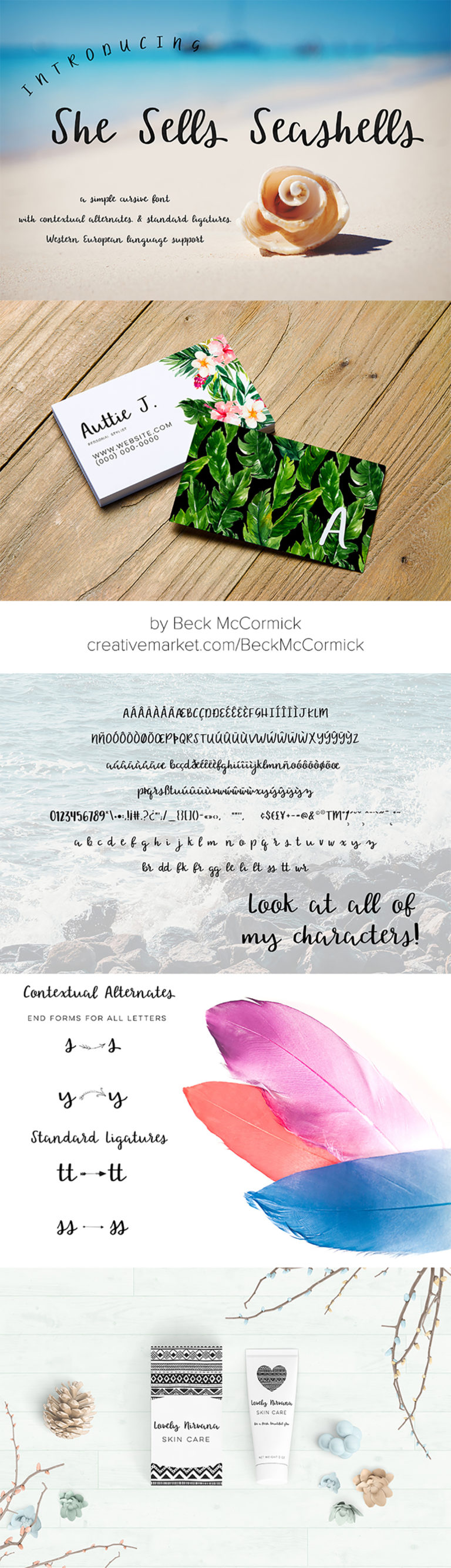 The Crafters Font Bundle - font display30 -