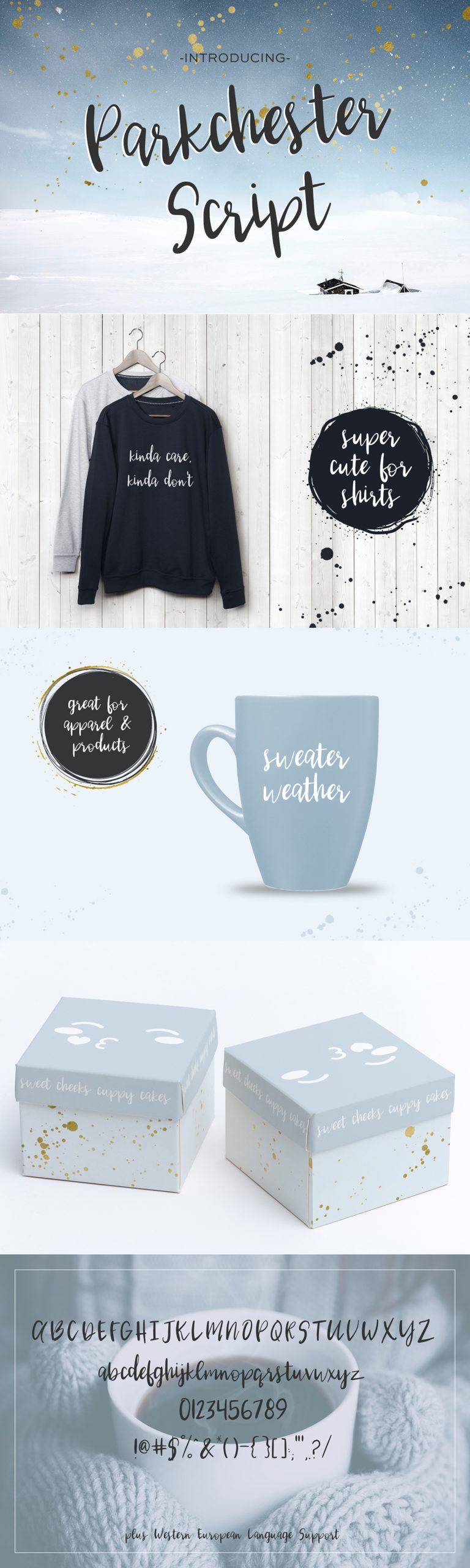The Crafters Font Bundle - font display35 -