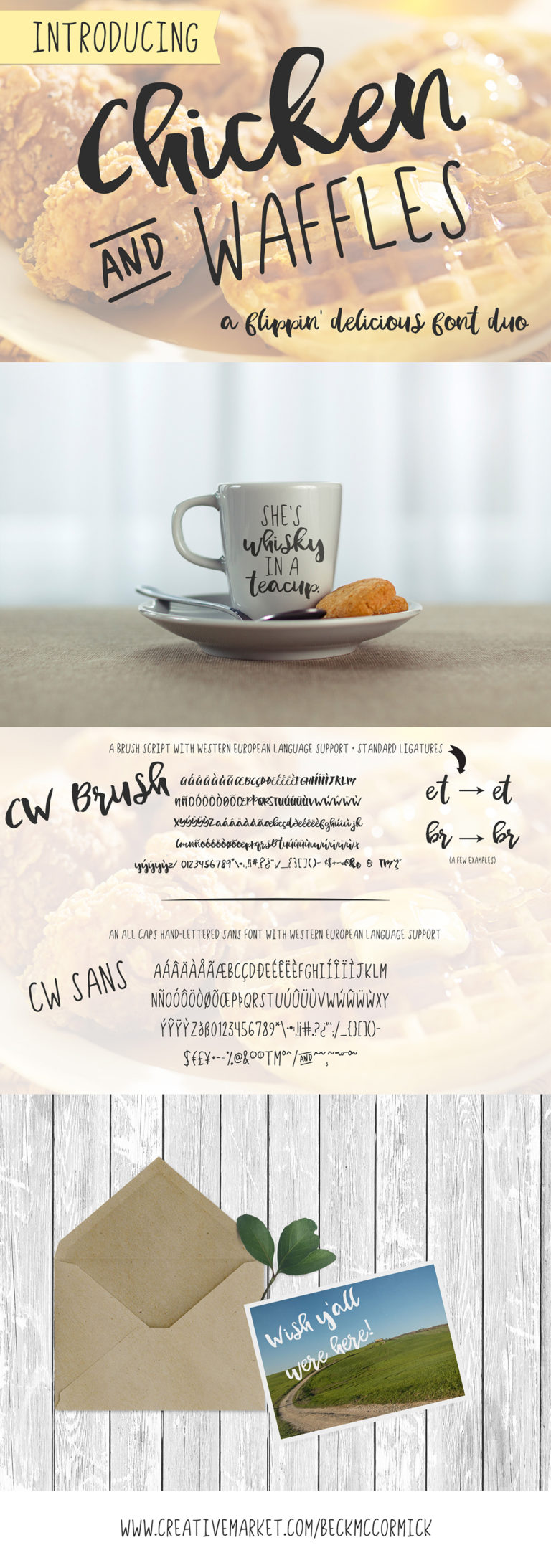 The Crafters Font Bundle - font display39 -
