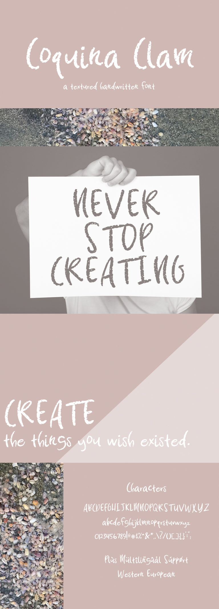 The Crafters Font Bundle - font display46 -