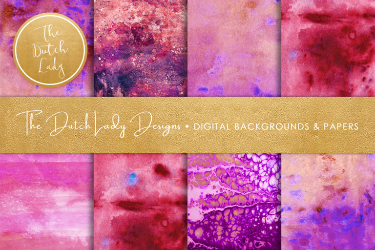 Purple Splotch - Digital Backgrounds - Printable Scrapbook Papers - .JPEG Files - digital backgrounds for commercial use -