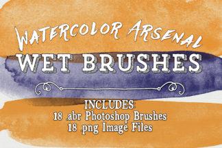 Folded Paper Texture Overlays & Photoshop Brushes – Crella