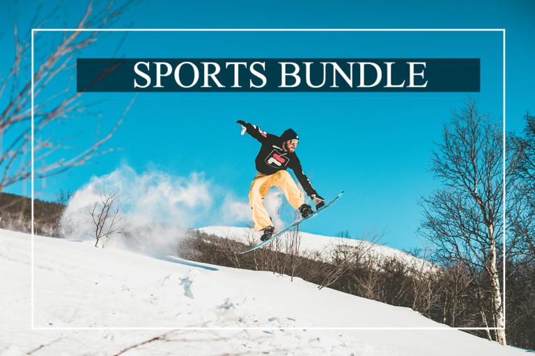 Sports Bundle (Desktop & Mobile) - Cover 1 -