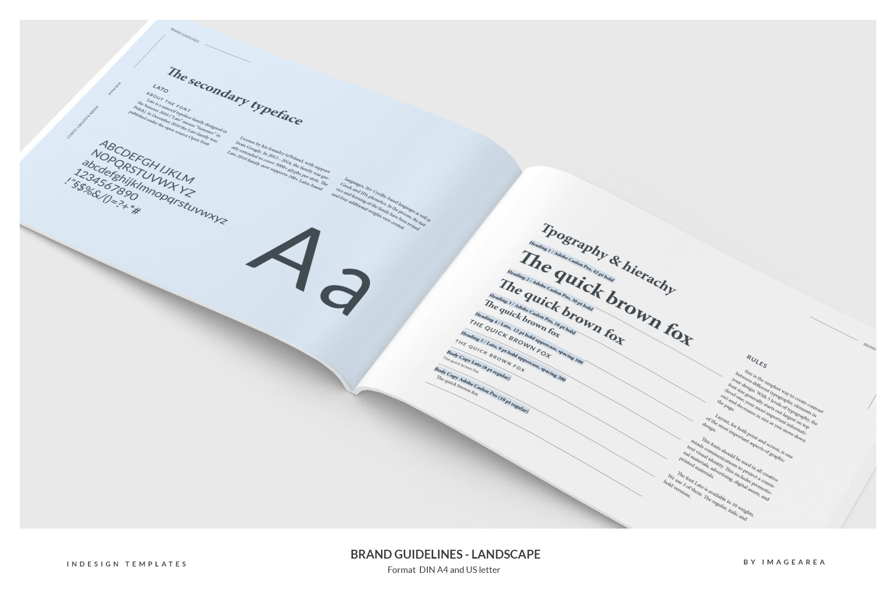 Horizontal Brand Guidelines
