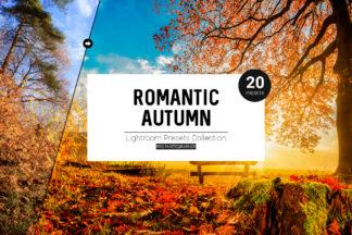 Red Lightroom Presets - autumn label -