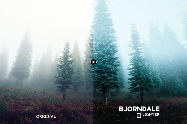 Bjorndale Presets for Desktop & Mobile - bjorndale preview02 -