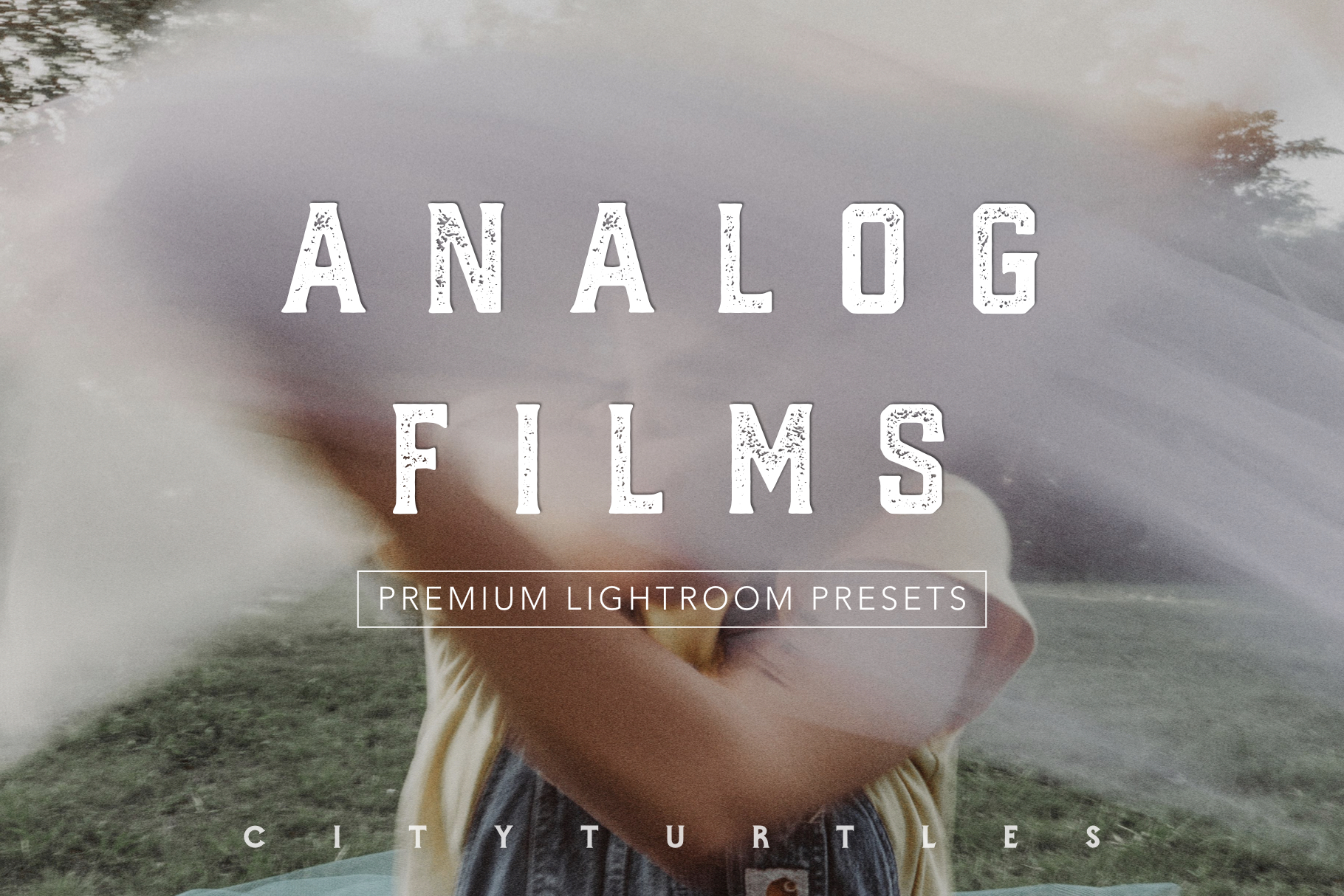 ANALOG FILM Inspired Moody Lightroom Presets for Desktop & Mobile