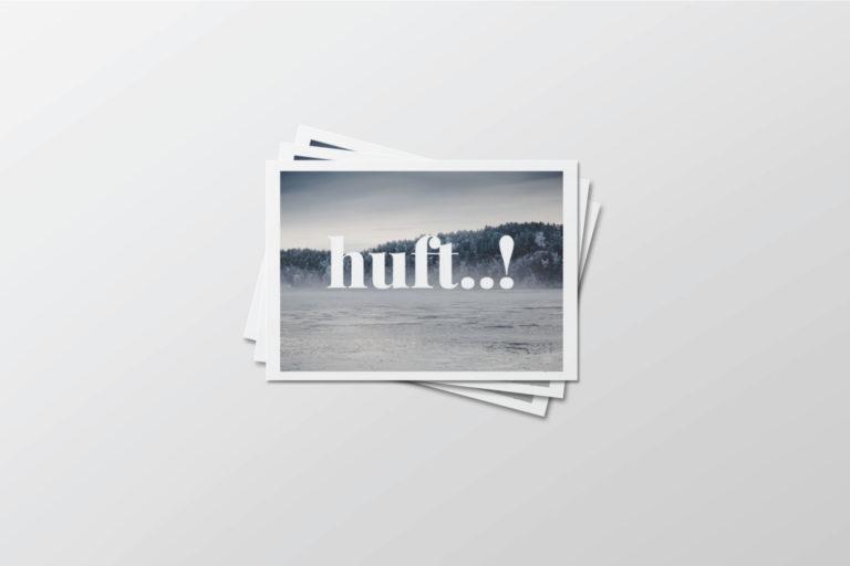 Postcard & Invitation Mockups - Postcard Invitation Mockups 2 -